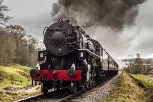 Keighley & Worth Valley Railway 31.03.2018