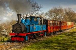 Kirklees Light Railway, Huddersfield. 29.02.2020