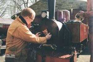 Kirklees Light Railway & Middleton Railway. Kodak 200 film. April 2021.