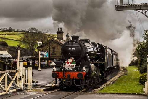 44871+black+5+keighley+worth+valley+railway+kwvr_8333