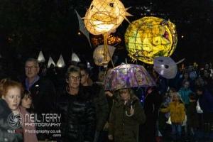 Lantern Parade, Keighley. 11.10.2019