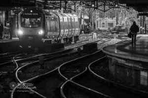 Leeds and York train stations. 11.05.2021