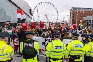 Liverpool Against the Arms Fair. 12.10.2021