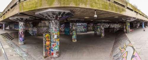 Southbank+London_Panorama1