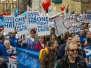 March for the NHS, Leeds. 01.04.2017
