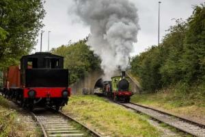 Middleton Railway charter. 03.09.2021