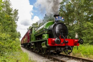 Middleton Railway, Leeds. 03.08.2020