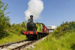 Middleton Railway, Leeds. 30.05.2021