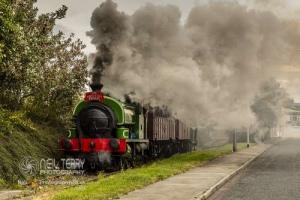 Middleton Railway's Works Outing, Leeds. 15.09.2019