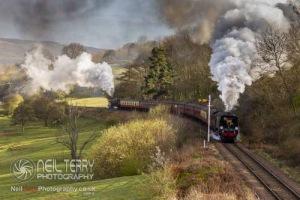 North Yorks Moors Railway. 31.03.2019