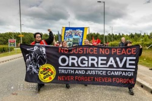 Orgreave Rally. 16.06.2018