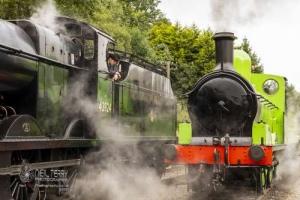 Railway Children Weekend, KWVR. 30.08.2021