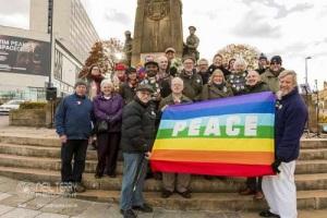 Rememberance Sunday. Bradford. 12.11.2017