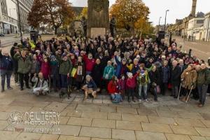 Remembrance Sunday. Bradford. 10.11.2019
