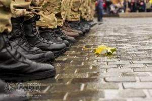 Remembrance Sunday, Bradford. 11.11.2018