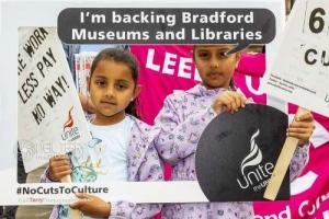 Save Bradfords libraries. 07.08.2019