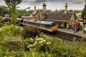 Severn Valley Railway. 03.08.2019
