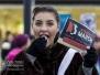 Shipley Feminist Zealots march, Shipley. 21.01.2017