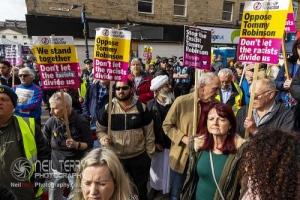 Stand Up To Racism, Dewsbury. 12.10.2019