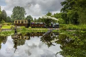 Statfold Barn Railway. 10.07.2021