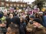 UAF/EDL demo. Rotherham. 25.02.2017
