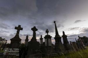 Undercliffe Cemetery, Bradford. 25.09.2020