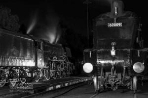 Union of South Africa and Flying Scotsman. ELR. 28.08.2021