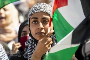 United for Palestine, Oldham. 05.06.2021