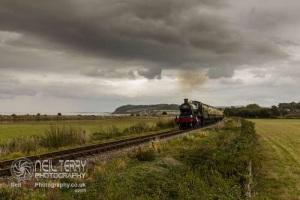 West Somerset Railway. 05.10.2019