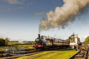 West Somerset Railway and Great Central Railway.  06.10.2019