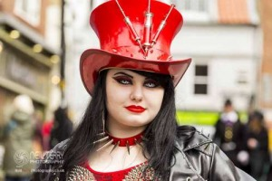 Whitby Goth Weekend 29.04.2018