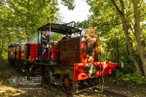 Works Outing, Middleton Railway, Leeds. 14.09.2019