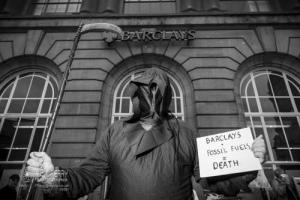XR Bradford Barclays Bank protest. 01.09.2021