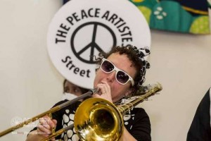 Yorkshire CND 60th feat Peace Artistes. 17.02.2018