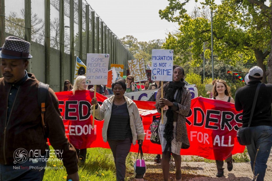 Shut down Morton Hall and Yarlswood